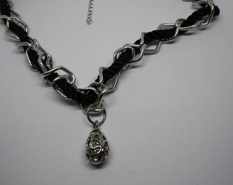 Chain necklace with Lanyard