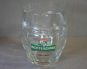 6x, Luxembourg - Bofferding glasses