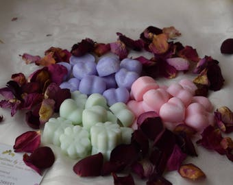 10 Large Soy Wax Melts - Beautifully Scented - Fresh & Warming Scents