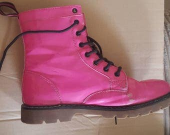 Pink boots (Lady's)