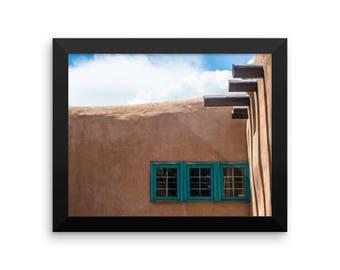 Adobe Framed Poster