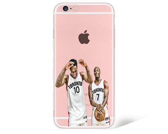 Demar and Lowry iphone Case