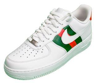 Nike Air Force 1- Gucci