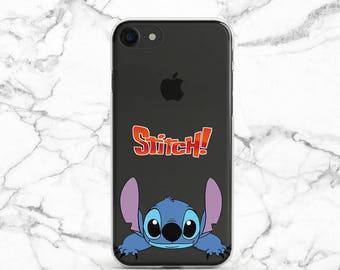 Stitch Phone Case Iphone 8 Case Iphone 8 Plus Case Iphone 7 Case Iphone 6 Case Iphone 5 Case Iphone se Case Samsung S8 Case Iphone X Case