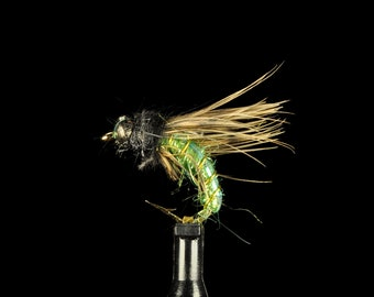 Hotwire May Fly Bead Head Nymph Size 12
