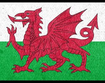 English Flag Doormat