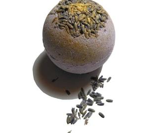 Lavender and Cedar Bath Bomb