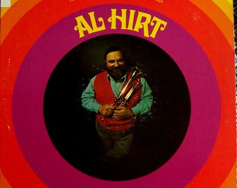 "Al Hirt ""For Once In My Life and a Lot More "" RCA Victor Stereo LSP-4247 1970 Jazz Dixieland Gret trumpet Sounds"