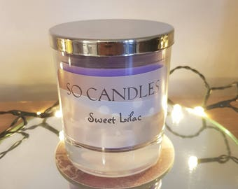 Sweet Lilac Candle