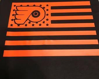 Flyers Flag shirt