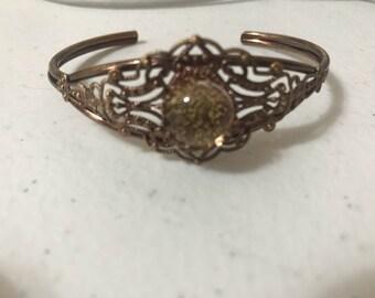Unique Cabochon Bracelet