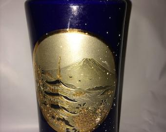 The Art Of Chokin Vase