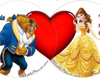Buttons in LOVE Disney Heart Buttons