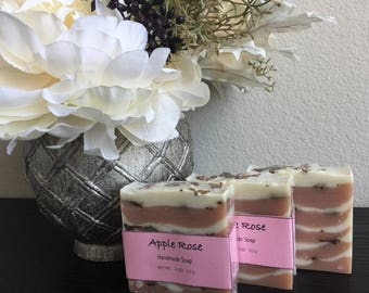 Rose Apple Soap