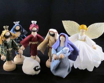 Nativity - 7 piece