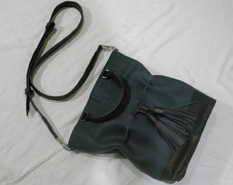 Bennan Leather Crossbody Bag