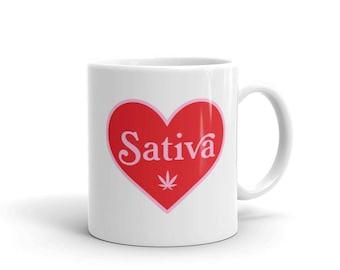 I Love Sativa Mug