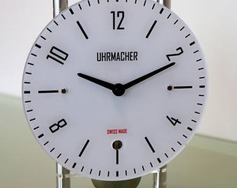 Table Clock Mechanical