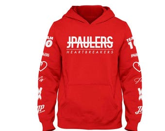 Jake Paul jpauers heartbreakers team 10 hoodie any size any colour