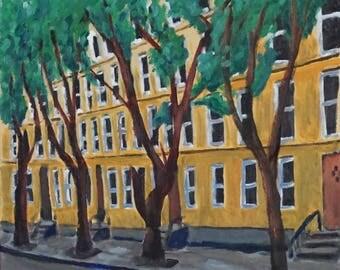 Guernsey Street, Greenpoint, Brooklyn