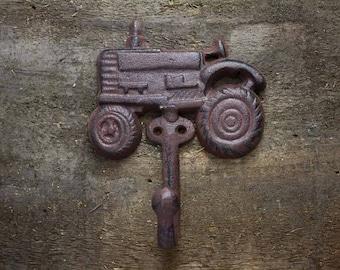 Tractor Hook
