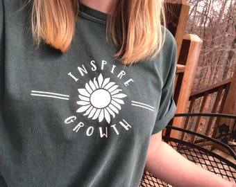Inspire Growth T-Shirt