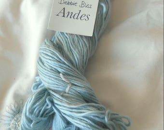 Debbie Bliss Andes Yarn