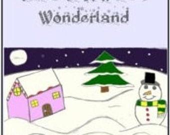 Tania In A Winter Wonderland