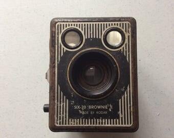 Kodak Brownie six-20 620 Film Box Vintage Classic 1940's