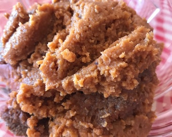 Homemade Doenjang - soybean paste
