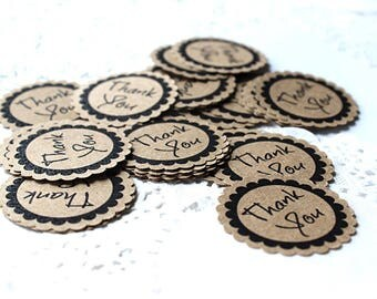 Thank You Stickers, Thank You Labels, Thank You Seals, Envelope Labels, Envelope Stickers