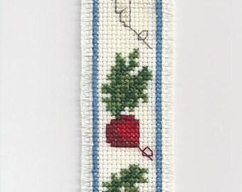 ON SALE DESTASH Vegetable Bookmark