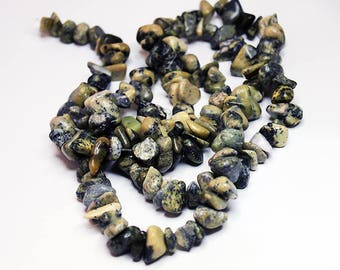 Yellow Turquoise Nuggets- gemstone beads- gemstone nuggets- stone beads- designer beads- jewelry supplies- chunky nuggets- beading supplies