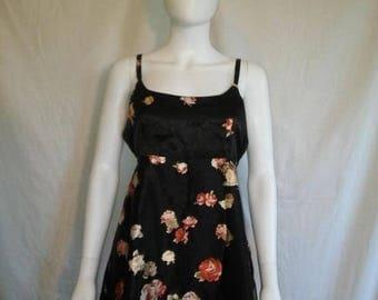 Closing Shop 40%off SALE 90s short floral dress