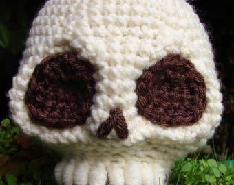 Summer Sale Sweet Little Skull Pattern PDF