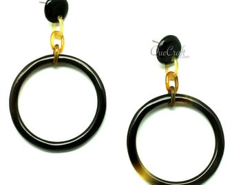 Horn Earrings - Q12871
