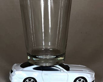 The ORIGINAL Hot Shot, Classic Hot Rods, Shot Glass, '15 Ford Mustang GT,  hot wheel car