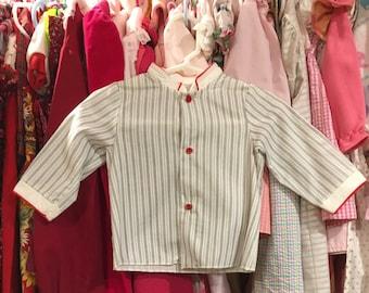 1980s Kids Shirt 9/12 Months