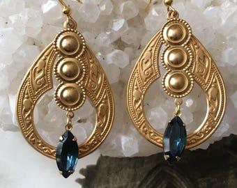 QUEEN of AVALON Earrings