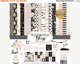 NOW ON SALE Echo Park Wedding Bliss Collection Kit