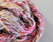 Chinook Sundown.  Handpainted Vegan Cashmere Yarn