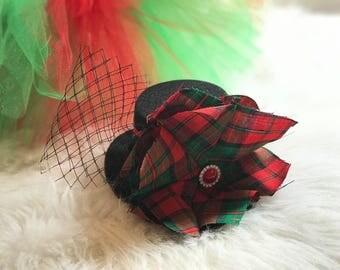 Baby Christmas Outfit, Christmas Tutu Skirt, Christmas Headbands and Hair Bows, Red Tutu, Christmas Photo Props, Christmas gifts baby girls