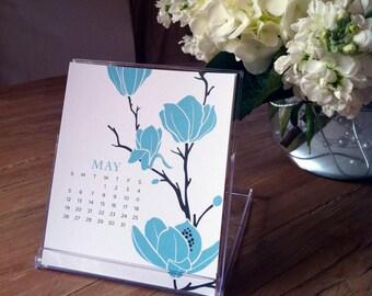2018 Desk Calendar with stand/CD case SUTTON