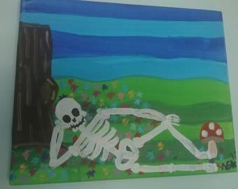 Seductive Skeleton