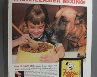 PET 174  Friskies Dog Food    - Jan 26, 1962