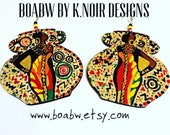 Shades of Melanin Earrings