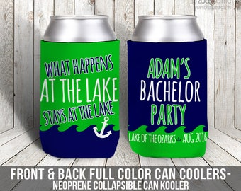 bachelor party can coolies / bachelor party lake bachelor party lake house can coolies MCC-008