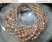 50% Mega Sale 6mm Natural Multicolor Freshwater Pearls