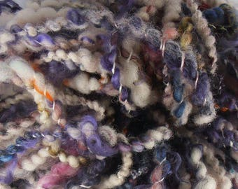 Encre: handspun art yarn