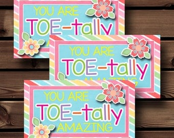 LDS Young Womens Girls Camp Pillow Treats, Young Womens Printable, Candy Gram- Gift Tags, 10 Cards 2x3.5 Cards- Instant download